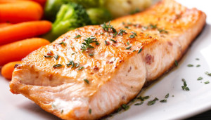 Salmon for diabetes