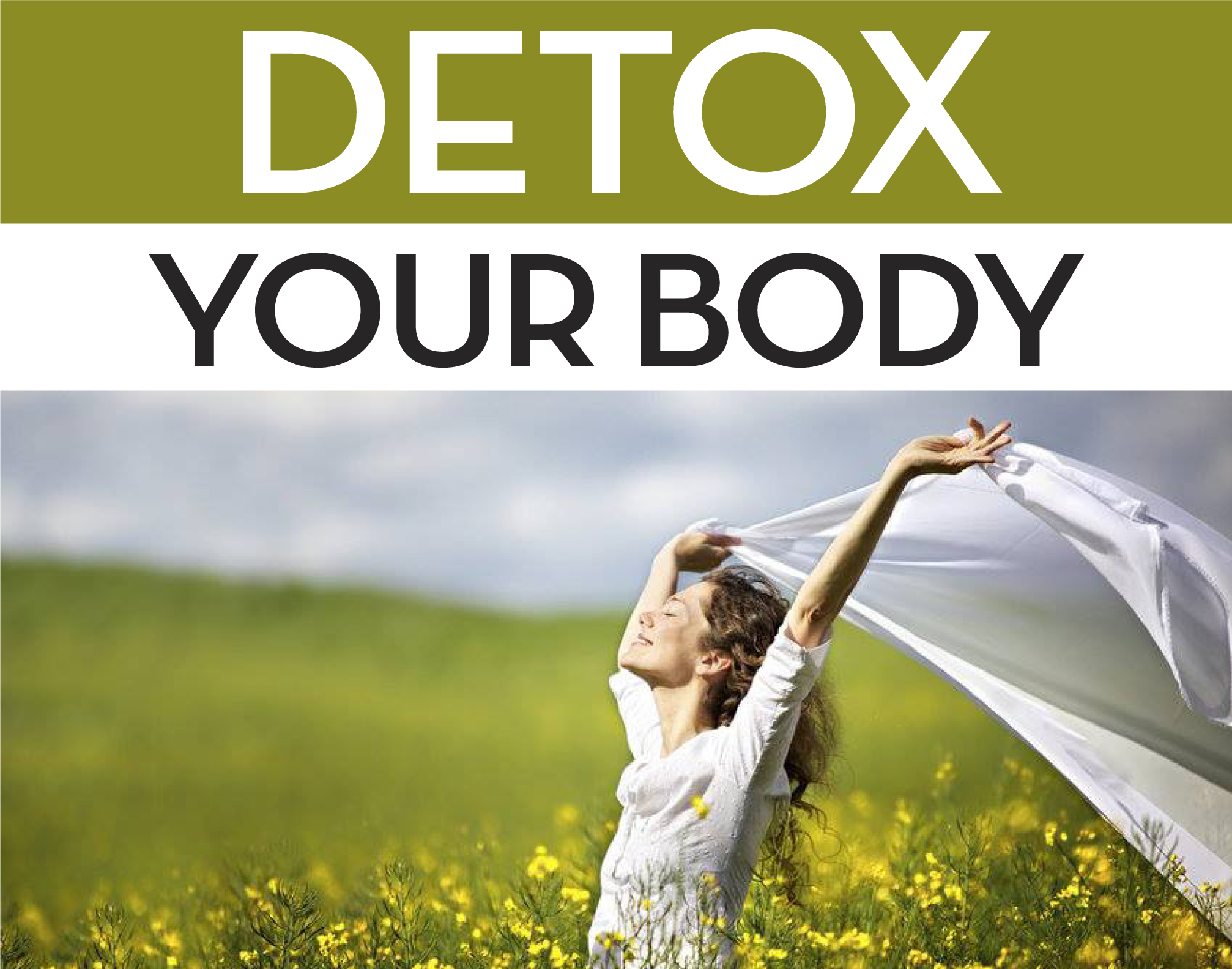 Detoxing the Body - Detox Program Houston