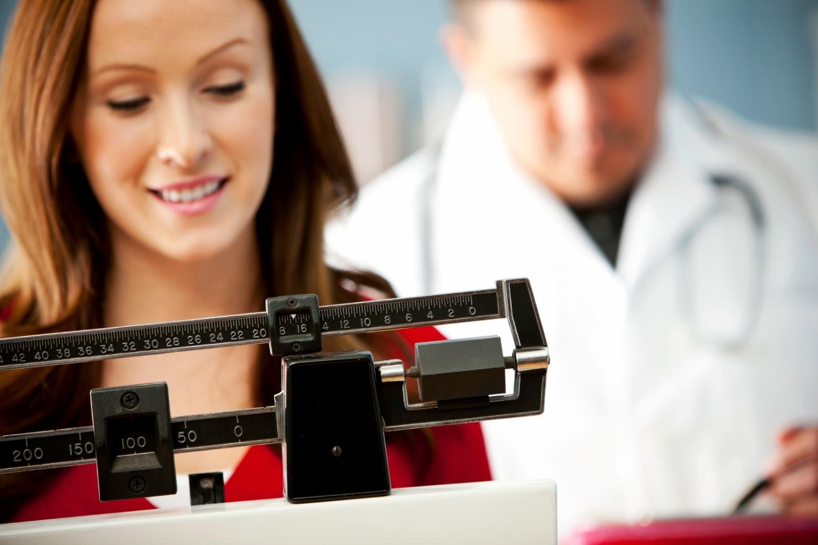 Weight Gain Cause - Hormones in Females